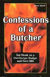 Confessions of a Butcher book cover